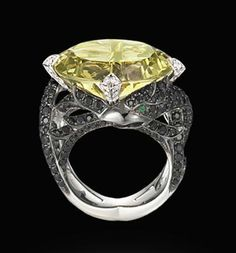 Stephen Webster Griffin's Lair ring.  http://www.stephenwebster.com/collections.asp