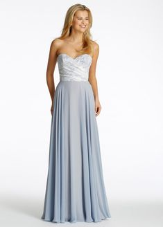 5604 by Hayley Paige Occasions - Available at Pearl Bridal House