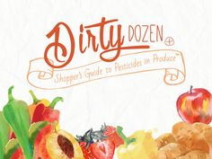 Dirty Dozen Plus