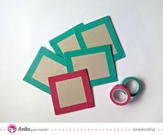 Tutorial lapicero hecho con papel scrapbook - paso 3