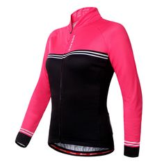 Winter Ropa Ciclismo Bike Cycle Maillot Bicycle Wear MTB Cycling Clothing Racing Thermal Cycling Jersey 2017 Women Sportswears #Affiliate
