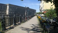 The quaint and beautiful district of Nikolaiviertel