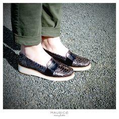 Chaussures Femme MAURICE MANUFACTURE - Printemps Eté 2015 - Mocassins BASSO