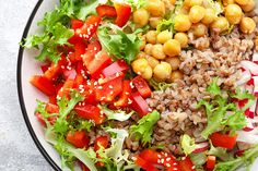 Can Plant-Based Diet Stave Off Diabetes? Plant Based Diet, Plant Based Recipes, California Walnuts, National Institutes Of Health, Fresh Fruits And Vegetables, Base Foods, Healthy Weight, Tofu, Diabetes