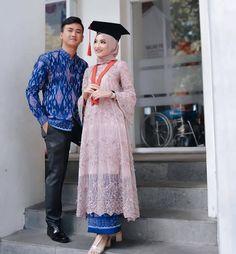 Model Baju Hijab, Model Kebaya Muslim, Dress Brokat Muslim, Kebaya Modern Hijab, Kebaya Hijab, Kebaya Lace, Kebaya Dress, Dress Muslim Modern, Batik Couple