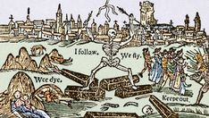 Medical archaeology: The birth of the Black Death ~ The Economist