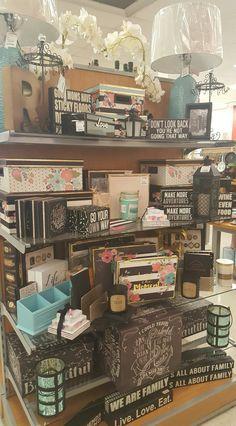 Charity Shop Display Ideas, Ganapati Decoration, Balinese Decor, Visual Merchandising Displays, Store Layout, Home Goods Store, Tk Maxx, Store Displays, Display Design