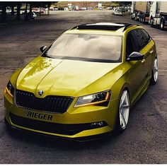 Vw Cc, Wagon Cars, Skoda Fabia, City Car, Vw Passat, Sweet Cars, Custom Cars, Cars And Motorcycles, Luxury Cars