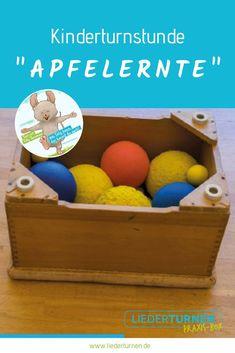 "Kinderturnstunde ""Apfelernte"" - Everything About Kindergarten School Sports, Kids Sports, Minis, Apple Harvest, Tea Tray, Primary School, Blogger Themes, Digital Scrapbooking, Gymnastics"