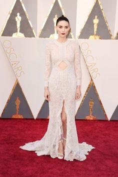 Rooney Mara in Givenchy Oscars 2016