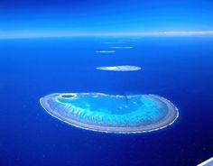 Hoskyn Islands, Queensland  Hoskyn Islands, Bunker Group on the Great Barrier Reef