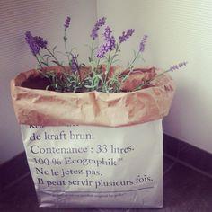 Eco bag for flowers