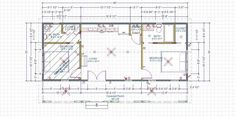 432 sq ft small house firefly 3d top for 16x40 cabin floor plans