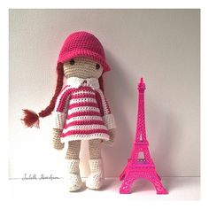 Muñequita en París. De Isabelle Kessedjian .