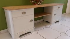 alte Nachtschränke Möbel restaurieren aus alt mach neu