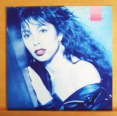 JENNIFER RUSH  Passion Vinyl LP Keep all the Fires burning bright Love get ready