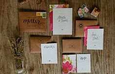 AllieRuth Design Charming Paper Studio | ROBERTA