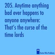 Doctor Who Problems #205