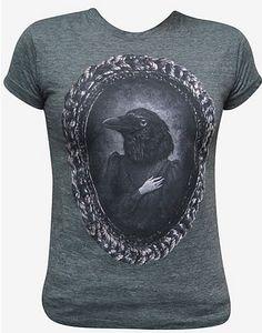 Mina Lovesick Tee by Artist Larkin Lowbrow Art Punk Rock Tattoo Alternative womens girls hoodies sweatshirts teeshirts