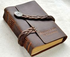 Items similar to Vintage Styled Leather journal / diary ,Retro Leather notebook,Handmade sketchbooks,Personalized books( Free stamp) on Etsy Leather Art, Leather Books, Leather Gifts, Leather Tooling, Handmade Leather, Custom Leather, Leather Jewelry, Vintage Leather, Handmade Journals