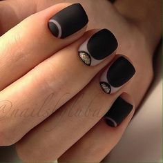 Accurate nails, Beautiful autumn nails, Evening nails, Exquisite nails…