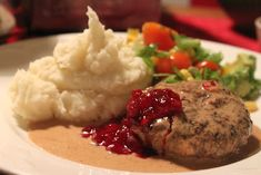 Venison, Mashed Potatoes, Food And Drink, Ethnic Recipes, Beach, Inspiration, Deer Meat, Whipped Potatoes, Biblical Inspiration