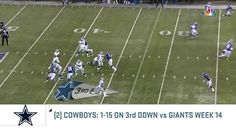 """""""Until Dak Prescott can throw for over 200 yards… the Cowboys are going to run into trouble."""""""