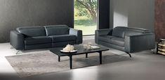 Seductive Curved Sofas For A Modern Living Room Design Luxury Sofa, Luxury Furniture, Cool Furniture, Modern Furniture, Living Room Designs, Living Room Decor, Curved Sofa, Contemporary Interior Design, Best Sofa