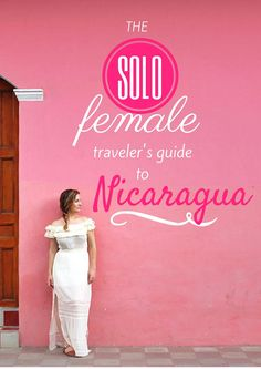 Traveling Nicaragua for 5 weeks was one of my favorite trips. There was never a dull moment! Here's everything you need to know to plan a solo female trip to Nicaragua of your own // via curiositytravels.org