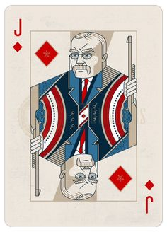 Jack of Diamonds: Teddy Woofsevelt - HOUNDERS playing cards a parody deck on the now infamous FOUNDERS playing cards Cool Playing Cards, Hearts Playing Cards, Custom Playing Cards, Cool Cards, Playing Card Tattoos, Game Card Design, Cartomancy, Card Companies, Deck Of Cards
