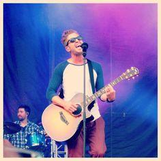Ryan and his guitar <3