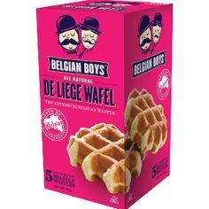 Belgian BoysTM Liege Waffles Get them delivered to your door order at: www.belgianboys.com Copyright Belgian Boys