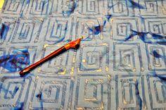 LuAnn Kessi: Soy Wax Batik......Part 1