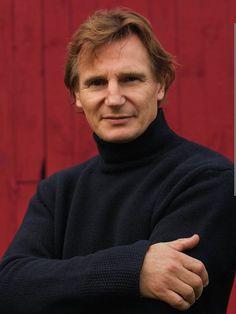 Sexy Old Dudes - Liam Neeson Liam Neeson, Natasha Richardson, Latest Celebrity Gossip, We Movie, Cinema, Handsome Actors, Irish Men, Hollywood Actor, British Actors
