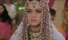 """Preity Zinta Pridal look from """"Veer Zara"""""""