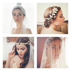 Jannie Baltzer Headdress couture.