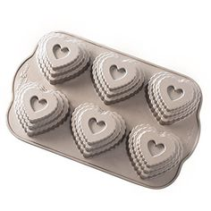 Nordic Ware Tiered Heart Cakelet ** You can get more details by clicking on the affiliate link Amazon.com.