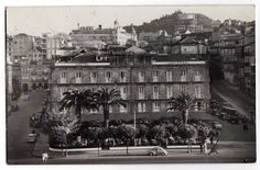 Un poco de Historia de Vigo: Hotel Universal, actualmente pertenece a la cadena AC