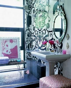 diy girly bathroom decor