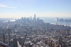 new york city sights | Empire State Building - Taste and Tell