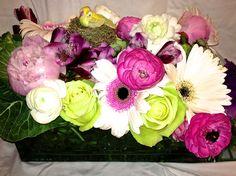 Easter Floral design by Any Vase
