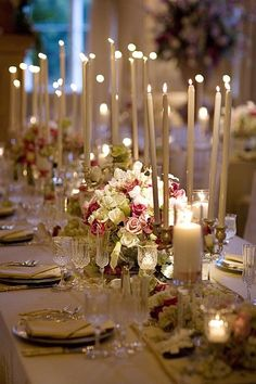 WEDDING Tablescape  / Neutral Wedding