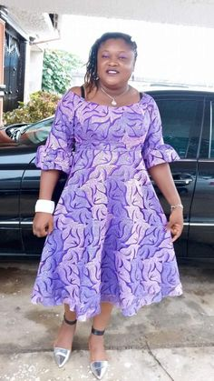 Beautiful Ankara Styles for the Plus size Ladies Best African Dresses, Latest African Fashion Dresses, African Attire, African Wear, African Style, African Print Skirt, African Print Clothing, African Print Dresses, African American Fashion