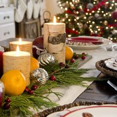 Just added my InLinkz link here: http://www.worthingcourtblog.com/farmhouse-christmas-kitchen/