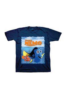 Freeze finding nemo tee little boys