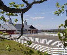 Pineland Farms - Training Center Located in Maine   www.everythingequine.com