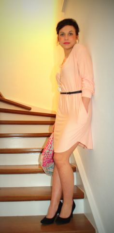 Mein erstes selbstgenähtes Kleid - einfacher Schnitt! Super luftig und vielseitig zu kombinieren. van´mir