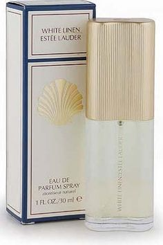 White Linen Estée Lauder for women. My very first perfume, given to me for my 14th birthday by my Mom!