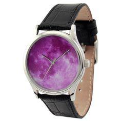 Moon Watch Purple by SandMwatch on Etsy, $33.00