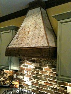 Dishfunctional Designs: Embossed Tin Ceiling Tiles: Recycled & Repurposed